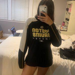 Reebok Bruins Long sleeve/ Sweatshirt